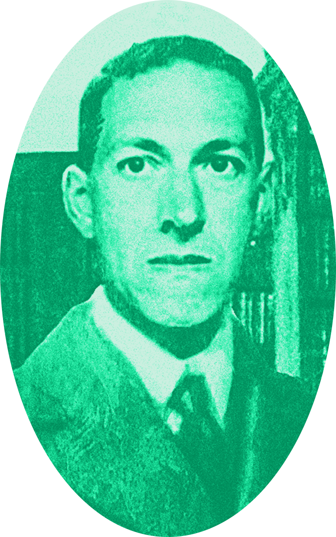 H.P Lovecraft i Ahlainen